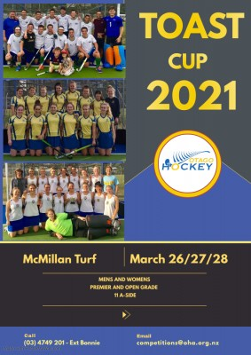 TOAST Cup 2021 Made with PosterMyWall 1